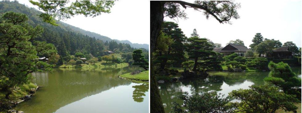 El jard n japon s de la villa imperial katsura alicante for Jardin japones cursos