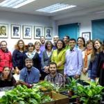 Nuevo curso de jardines verticales en Argentina