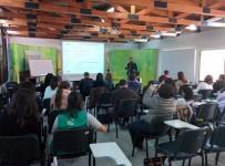Curso Jardines Verticales Bogotá - Julio 2015