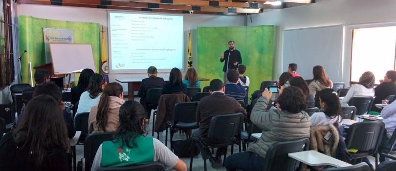 Nuevo curso: Jardines verticales y cubiertas vegetales en Bogotá