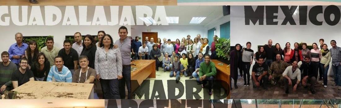 Nuevo curso en Ecuador de jardines verticales y cubiertas vegetales
