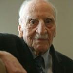 Francisco Ayala, 102 años y subiendo.