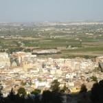 Fondo de hoy – Callosa del Segura desde la Pilarica