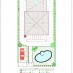 Diseño de jardín en Aspe