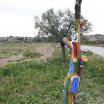 Nuevas fotos de árboles pintados