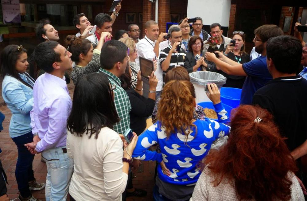 Curso avanzado de jardiner a vertical en bogot for Escuelas de jardineria en barcelona