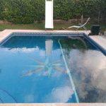 Cambio de piscina convencional a piscina natural
